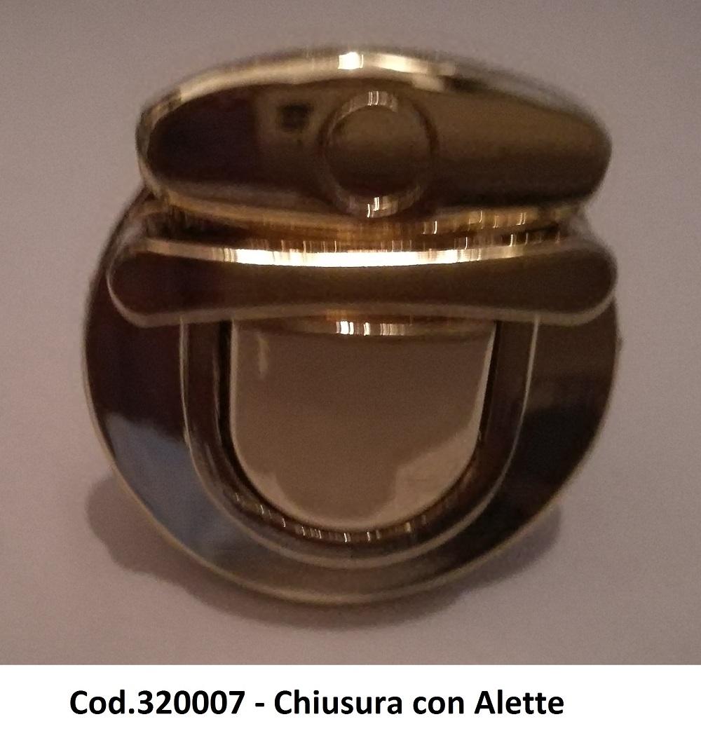 Cod.320007 - Chiusura con Alette Image