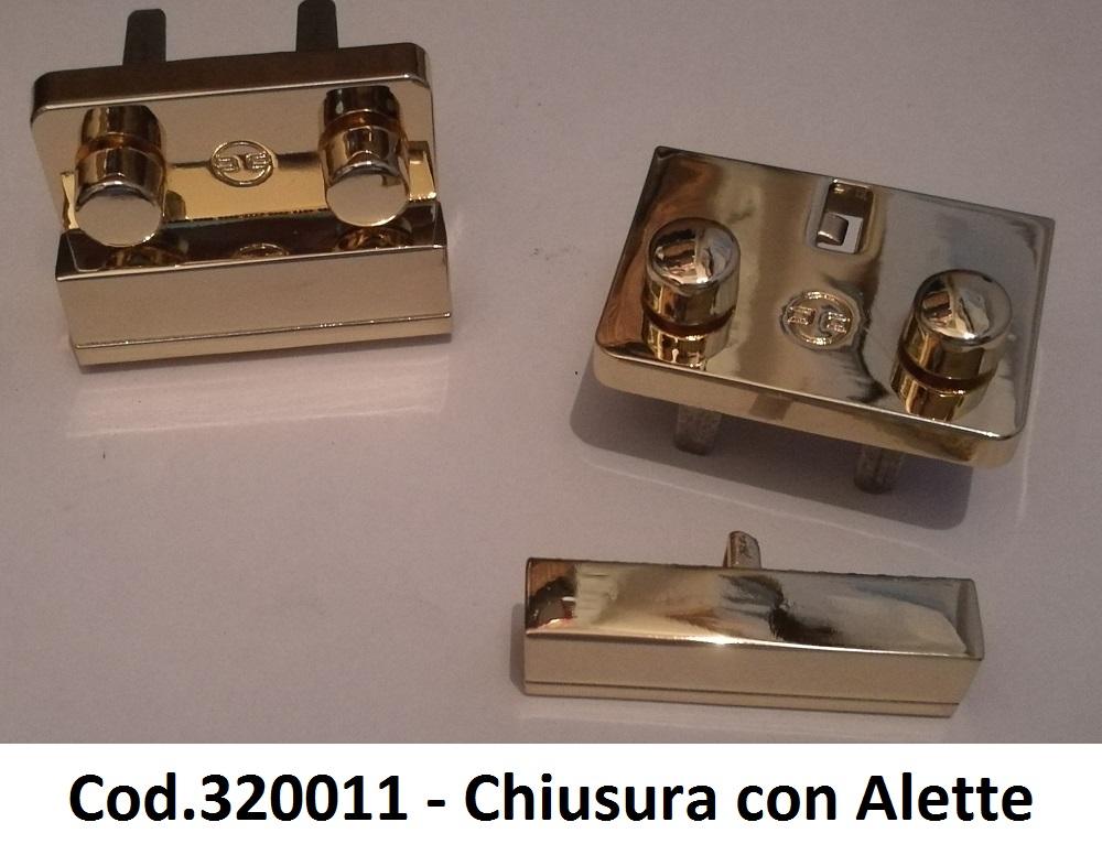 Cod.320011 - Chiusura con alette Image