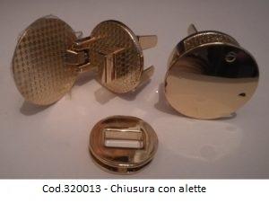 Cod.320013 - Chiusura con alette Image