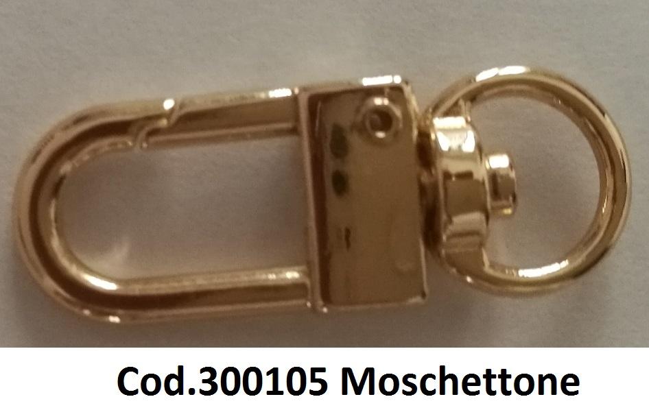 Cod.300105 Moschettone con anello Image