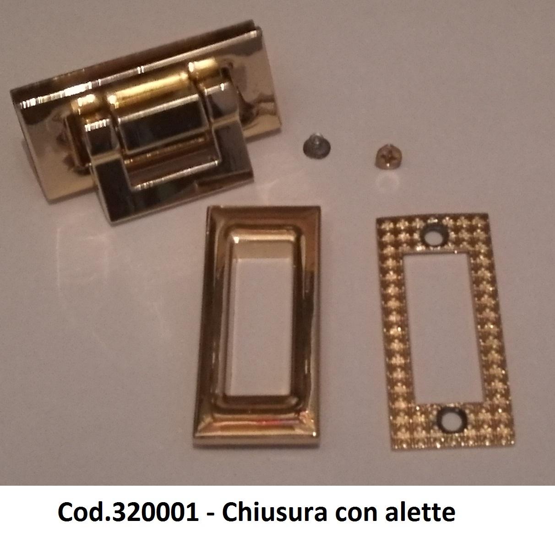 Cod.320001 - Chiusura con Alette Image