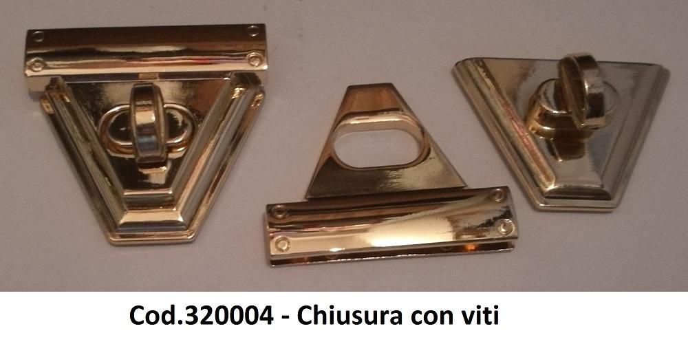 Cod.320004 - Chiusura con viti Image