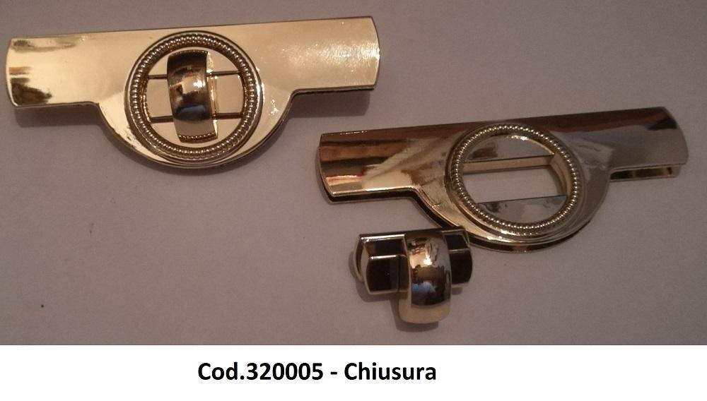 Cod.320005 - Chiusura Image