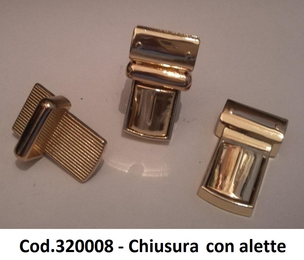 Cod.320008 - Chiusura con aletta Image