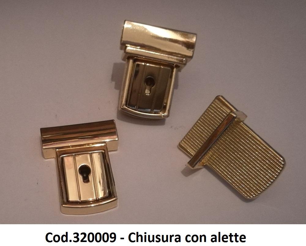 Cod.320009 - Chiusura con alette Image