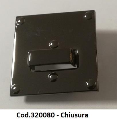 Cod.320080 - Chiusura con Alette Image